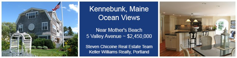 Ocean front Home for sale in Kennebunk!