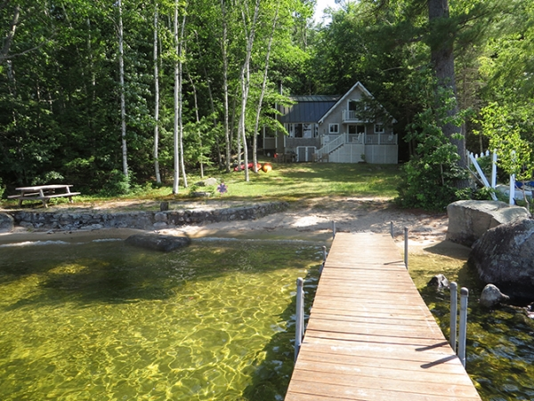 Frye Island, Maine Vacation real estate for sale - Beautiful
