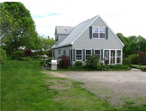 Harpswell maine vacation real estate for sale dormered for Dormered cape