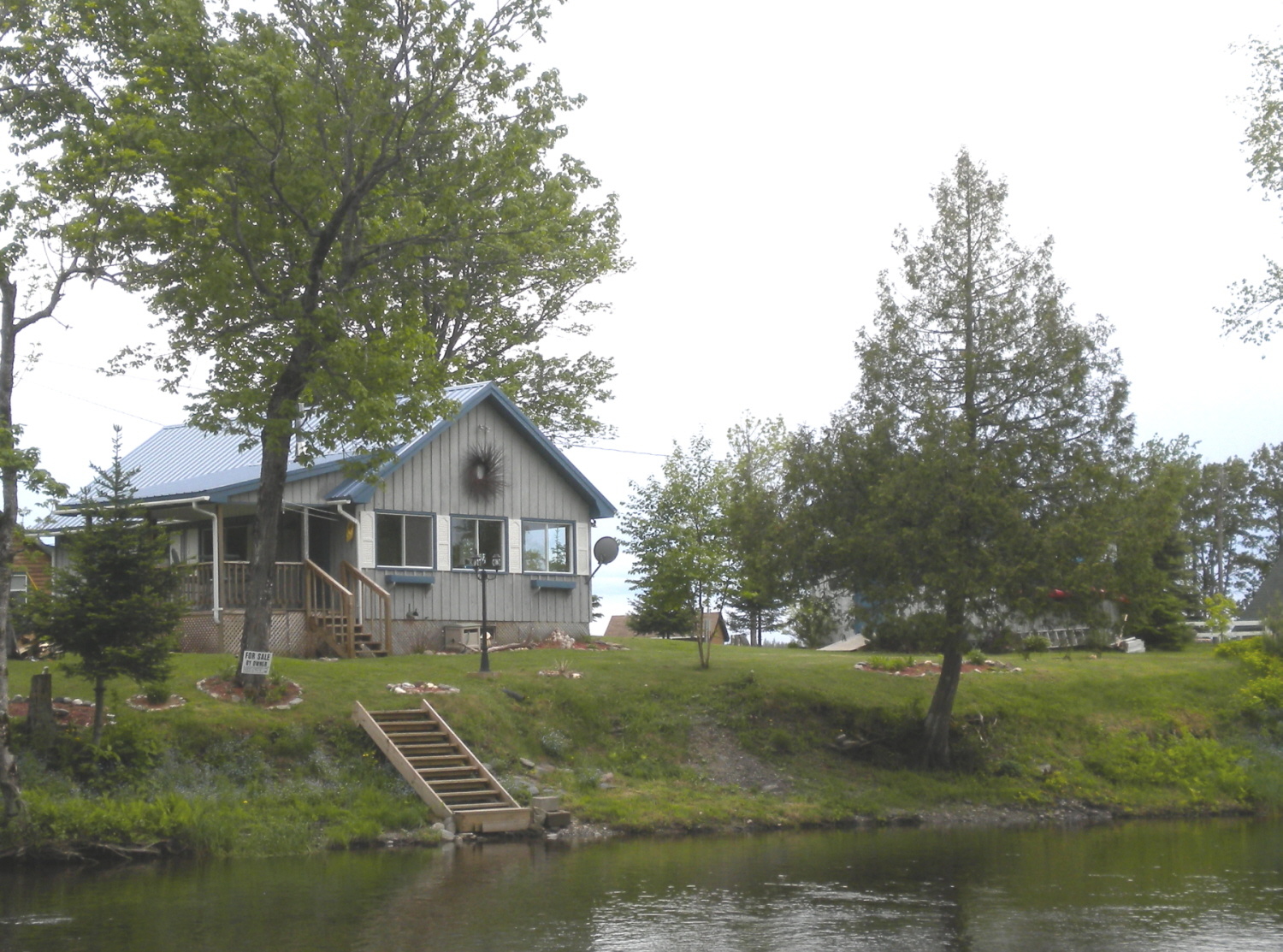 Cross Lake Maine Vacation Real Estate For Sale